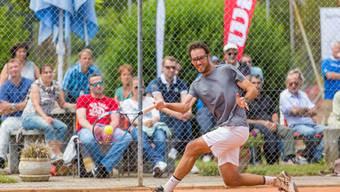 Impressionen von den Aargauischen Meisterschaften der Aktiven im Tennis