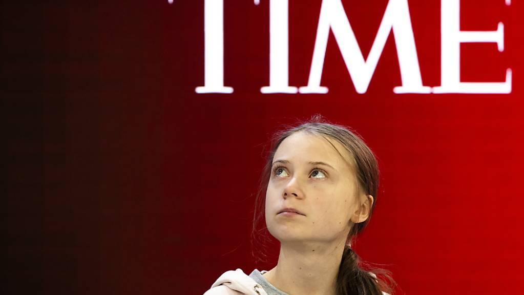 «Die Leute hören mir die ganze Zeit zu, doch dann passiert nichts», sagte die schwedische Klimaaktivistin Greta Thunberg an einem Panel am Weltwirtschaftsforum in Davos.