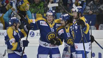 Davoser sind mit Sieg gegen Team Canada bereits im Halbfinale des Spengler Cups