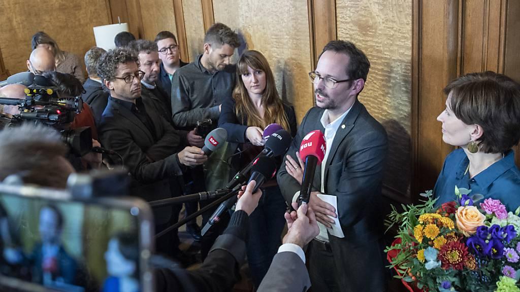 Rytz will in den Bundesrat