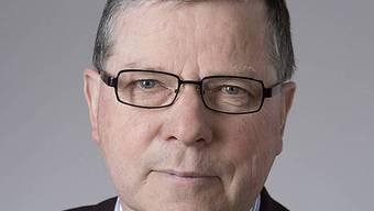 Werner Messmer , der Zentralpräsident des Schweizer Baumeisterverbandes, will mit den Gewerkschaften gemeinsame Sache machen. (Archiv)