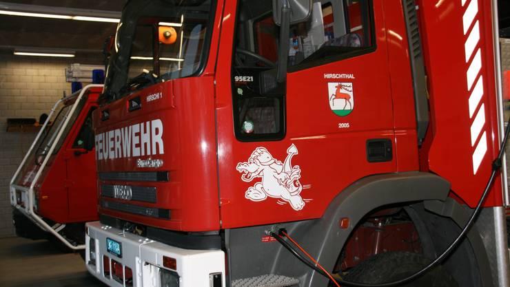 Feuerwehr Hirschthal