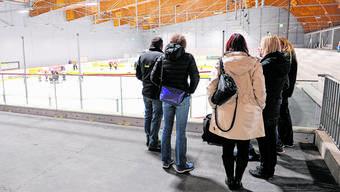 Die neue Eishalle stand an der Gemeindeversammlung vorläufig letztmals auf der Geschäftsliste.