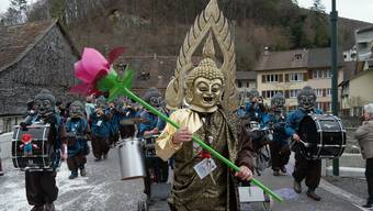 Fasnachtsumzug Oberdorf 2017