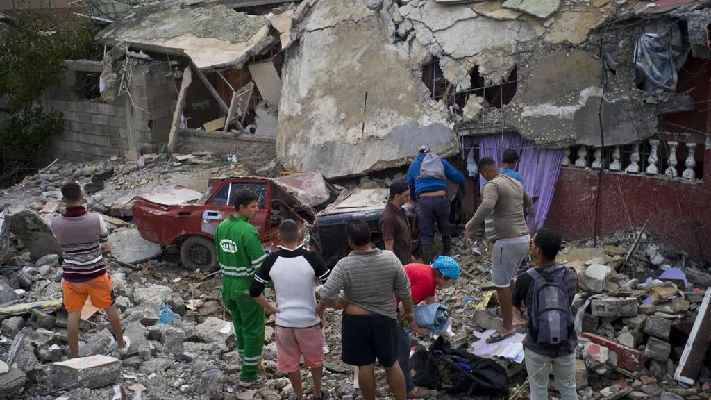 4 Tote und fast 200 Verletzte nach Tornado
