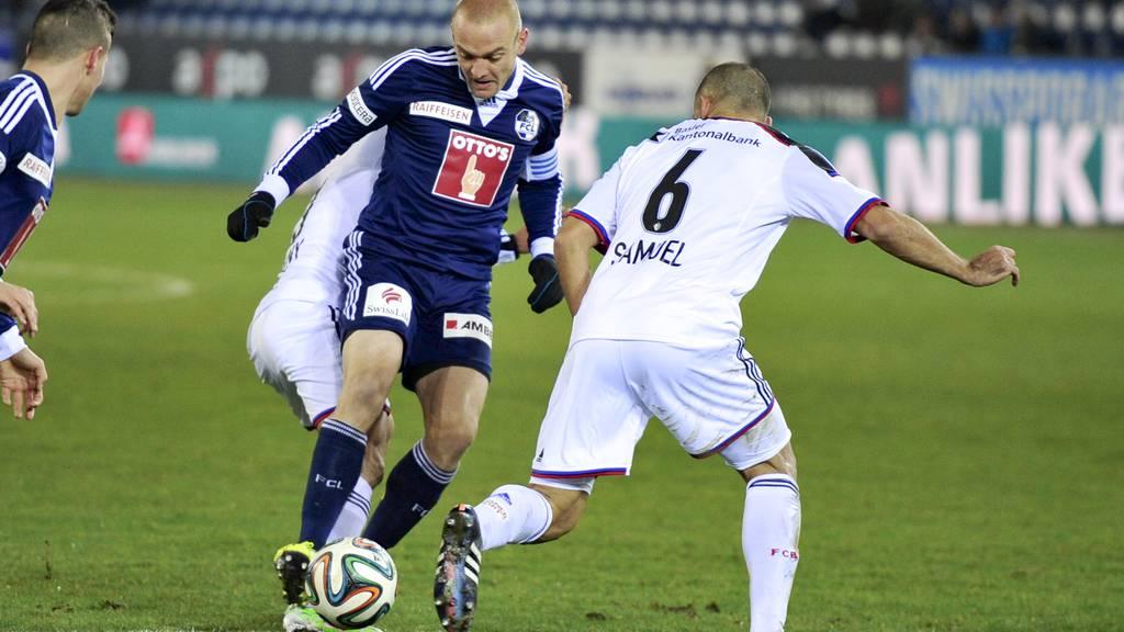 FC Luzern verliert gegen FC Basel mit 0:3