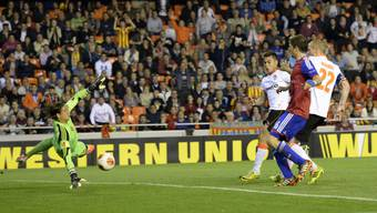 Europa League-Halbfinale: FC Basel gegen Valencia CF
