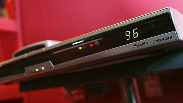 Digitale Set-Top-Box der Cablecom (Archiv)
