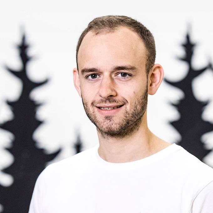 Portrait Nicholas Hänny