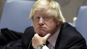 """""""Geld ist ein grossartiges Schmiermittel"""": Boris Johnson, früherer britischer Aussenminister und Favorit für die Nachfolge von Premierministerin Theresa May. (Archivbild)"""