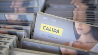Beim Wäschehersteller Calida wird künftig Timo Schmidt-Eisenhart das Sagen haben. (Symbolbild)