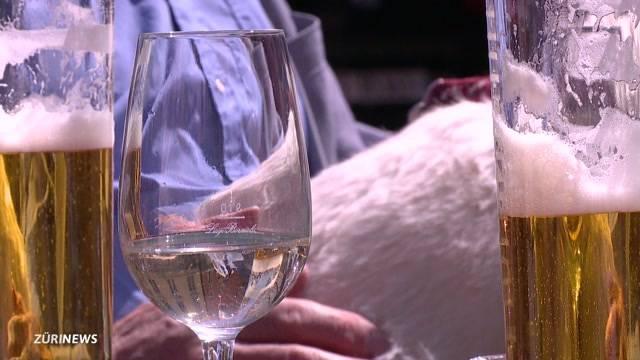 Bundesamt für Gesundheit präsentiert neue Alkoholkampagne
