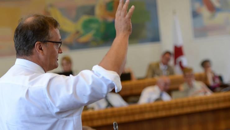 Grünen-Fraktionschef Klaus Kirchmayr will das Ungleichgewicht zulasten der Schulen bekämpfen. (Symbolbild)