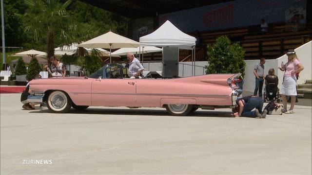 """""""Pink Cadillac"""" für 72'500 Franken versteigert"""