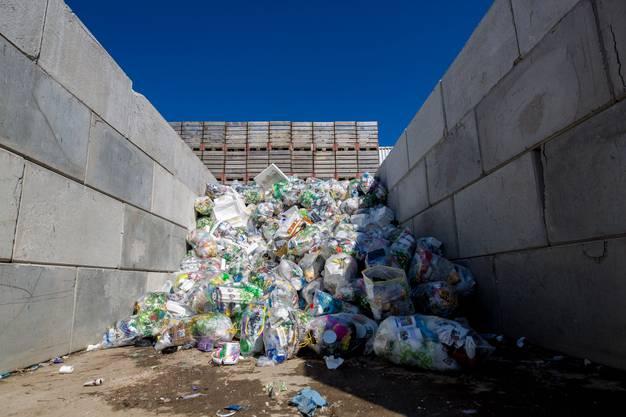 In vielen Gemeinden wird aktiv Kunststoff gesammelt