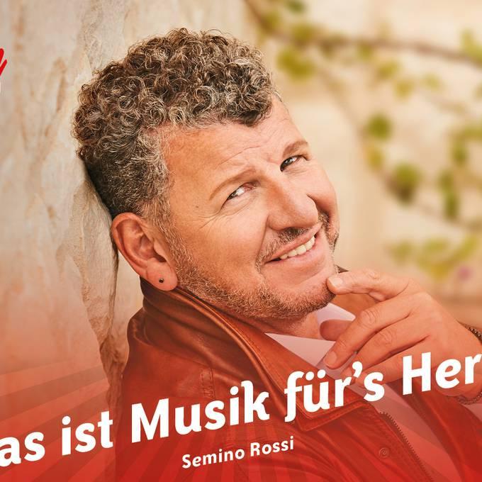 Semino Rossi: Das ist Musik fürs Herz