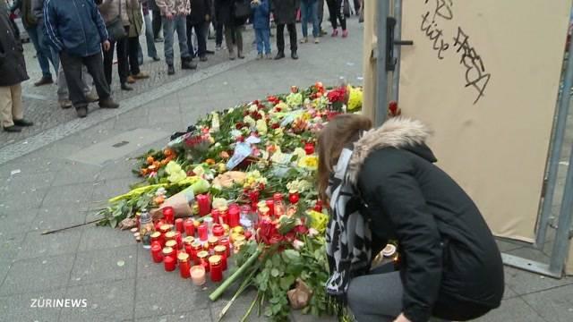 Berlin in Terror-Schockstarre