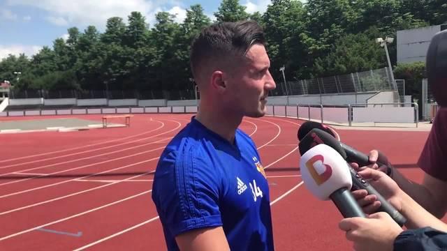 """Taulant Xhaka: """"Ich traue der Schweiz den Viertelfinal zu"""""""