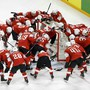 Bestes Team aus 70 Jahren: Die Schweizer Eishockey-Nationalmannschaft als WM-Finalist von 2018