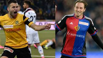 Renato Steffen und Luca Zuffi gehören erstmals zum Aufgebot der Schweizer Fussball-Nati.