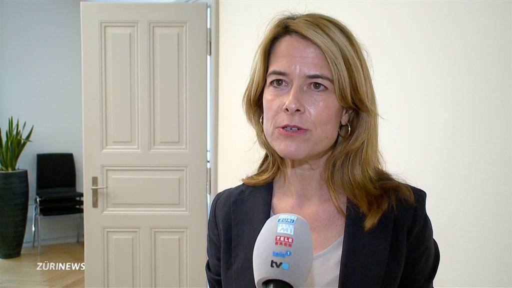 FDP-Präsidentin Petra Gössi tritt zurück