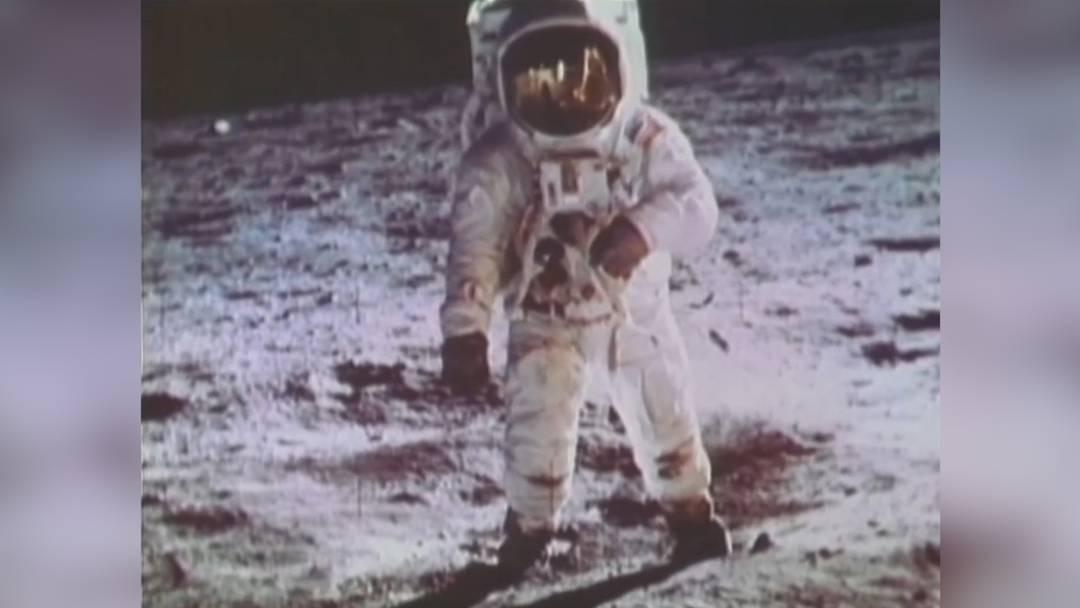 Mondlandung: Ein Magnet für Verschwörungstheoretiker