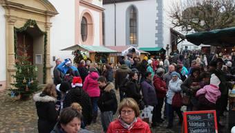 Weihnachtsmarkt Bad Zurzach