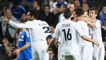 Kann der FC Basel auch gegen Schalke jubeln?