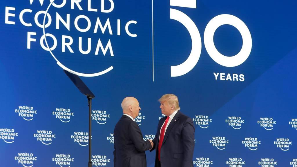 Singapur statt Bürgenstock: Das nächste WEF findet definitiv im Ausland statt