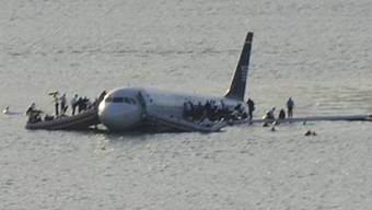 Landung im Hudson River (Archiv)