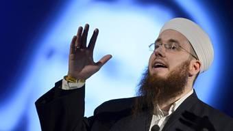 Mausarm? Nicolas Blancho, Präsident des Islamischen Zentralrats.