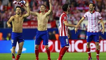 Atletico Madrid und Bayern München komplettieren die Champions League Halbfinals