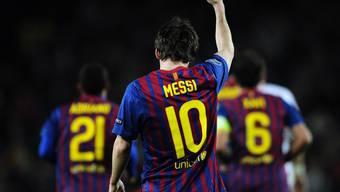 Messi, Messi, Messi, Messi, Messi: Die grosse Gala des argentinischen Superstars