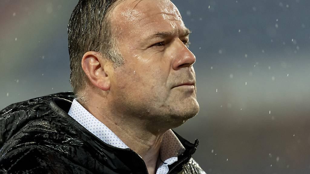 Patrick Rahmen - ab nächster Saison beim FCB Cheftrainer