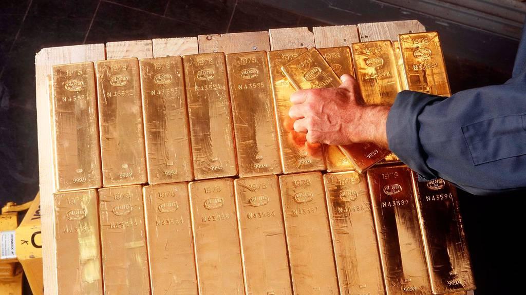 SNB verliert 6,8 Milliarden mit Währungen – und gewinnt 7,1 Milliarden mit Gold