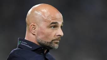Giorgio Contini ist nicht mehr Trainer des FC St. Gallen.