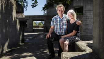 Franz und Susi Günter, langjährige und beliebte Gemeindeleiter der Bettlacher Katholiken werden am Sonntag verabschiedet.