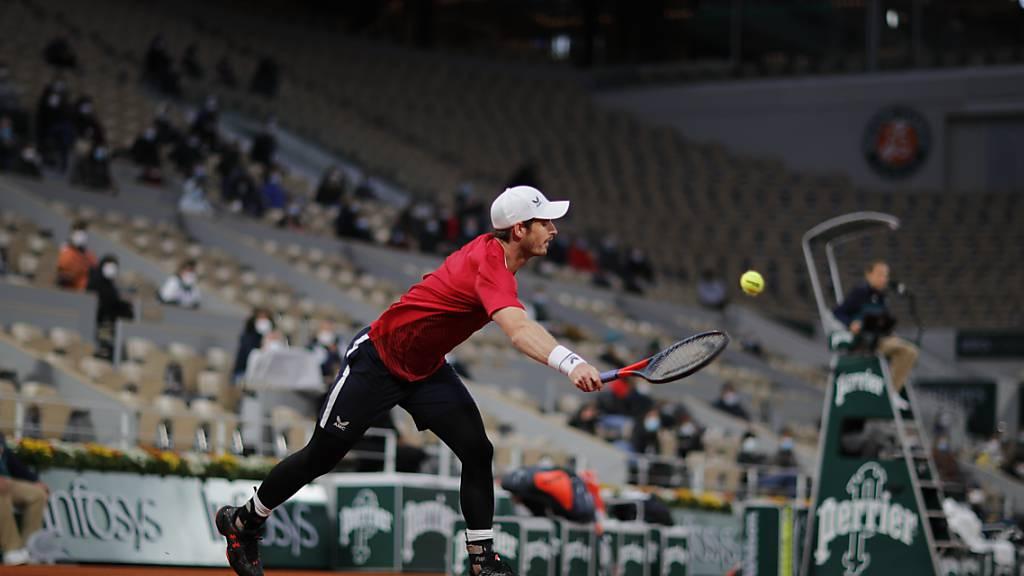 Wawrinka lässt Murray keine Chance