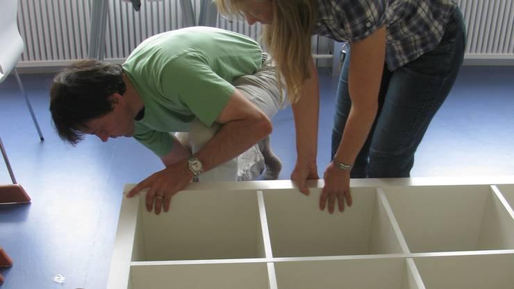 Ikea kauft alte Möbel zurück - sofern sie in gutem Zustand sind.