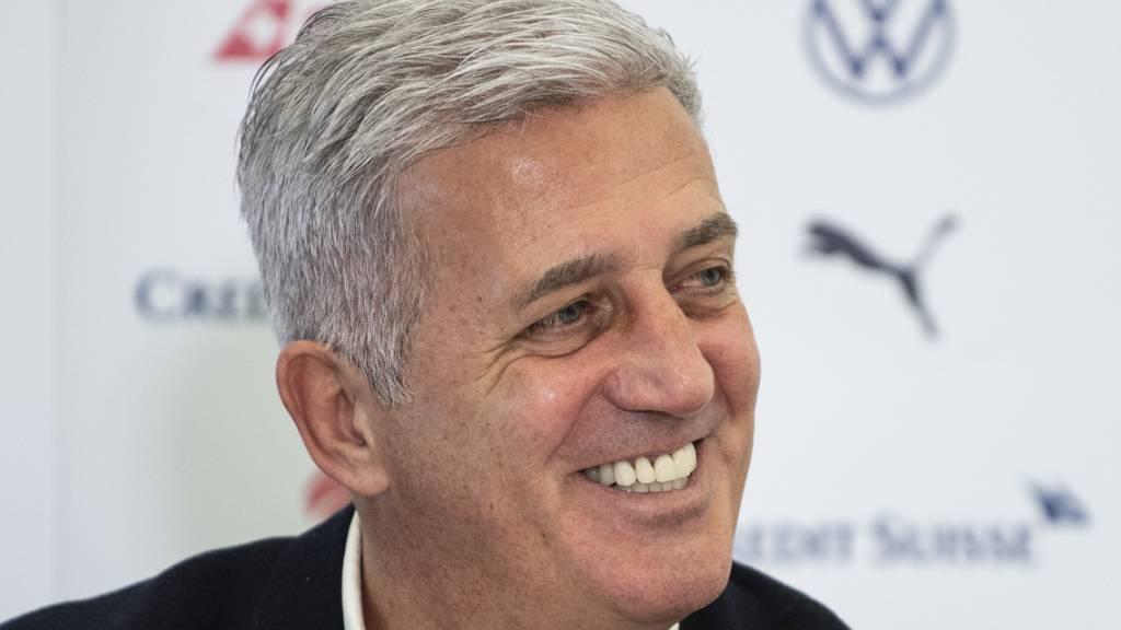 Vladimir Petkovic soll die Schweiz an die WM 2022 führen