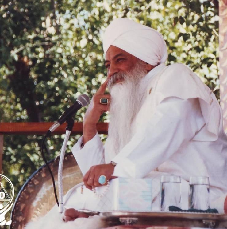 Hippiehochburg: Yogi Bhajan (1929–2004) hat bei Española ein Ashram gegründet.