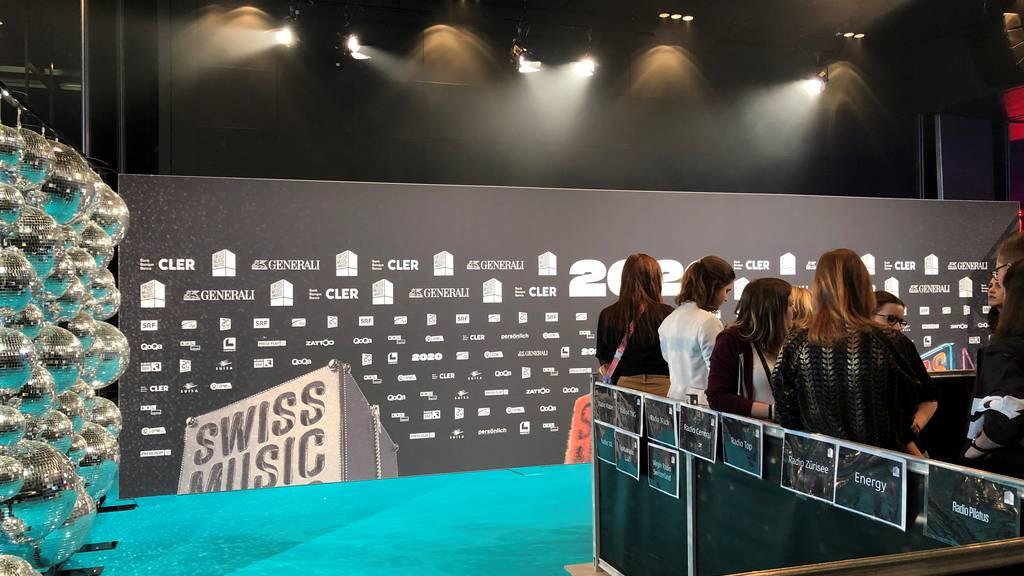 Swiss Music Awards: Wir sind dabei