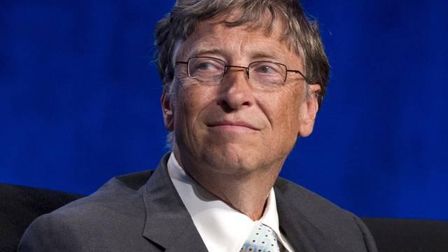 Heli mit Bill Gates an Bord erhielt keine Landeerlaubnis (Archiv)