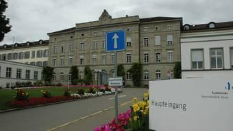 Jeder vierte Patient kommt im Kanton Zürich zwangsweise in die stationäre Psychiatrie - zum Beispiel ins Burghölzli.
