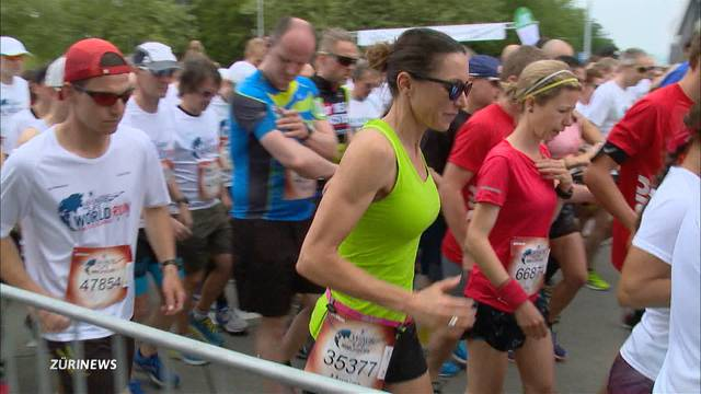 «Wings for Life»: Vom Rollstuhl an den Triathlon