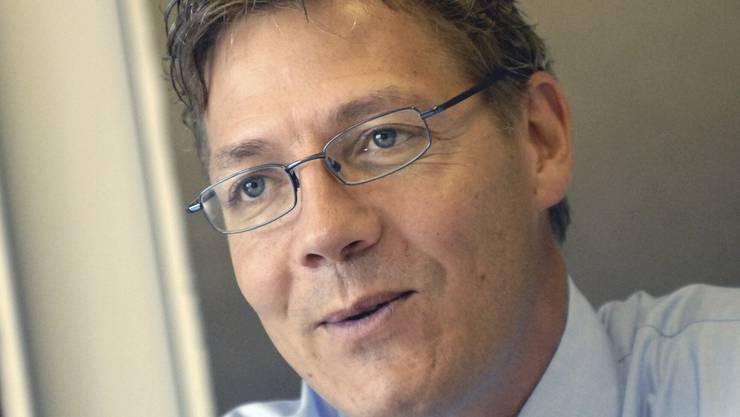 Sorgt im Vorfeld der Ständeratswahlen für klare Verältnisse: CVP-Kantonsrat Roland Fürst.