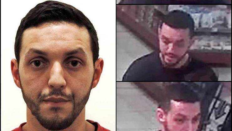 Gegen den 30-jährigen Mohamed Abrini ist ein internationaler Haftbefehl ausgestellt worden.