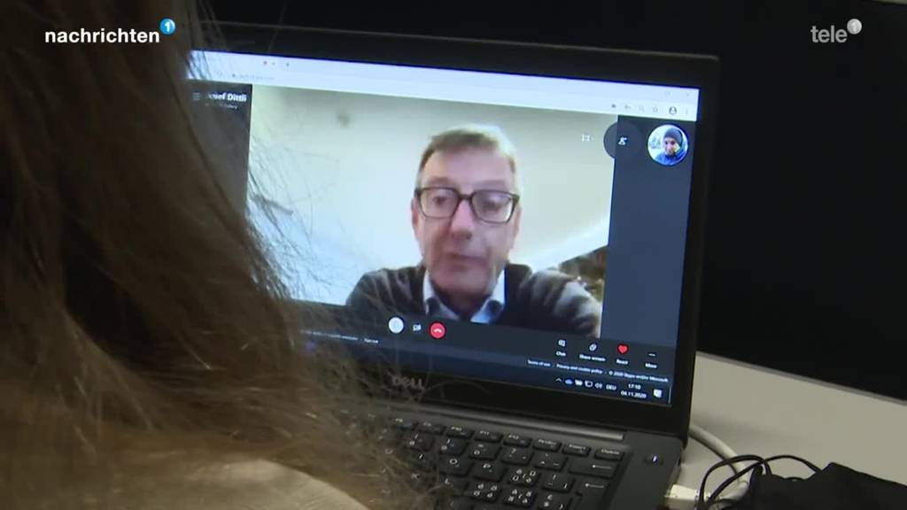 Josef Dittli's Erlebnis als Wahlbeobachter