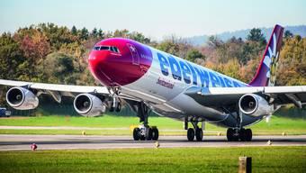 Der Airbus A340-300 wird die Gäste in sieben Länder und zu zehn Destinationen bringen.