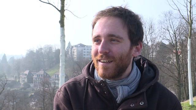 Schweizermeister im Poetry Slam